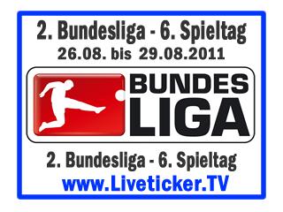 Live Fußball 2bundesliga 6spieltag Am Sonntag Vorbericht Und